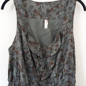 XHILARATION Dresses - XHILARATION XXL MINI DRESS ,WITH POCKETS